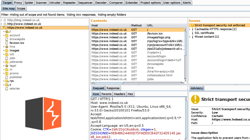 Yet another Burp Suite tutorial for beginners